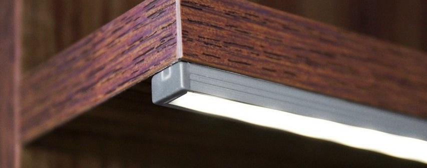 Guida pratica all 39 utilizzo dei profili per strisce led vendita illuminazione - Strisce a led per interni ...