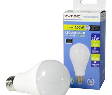 lampadina led e27 15w