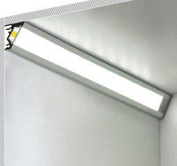 Profili in alluminio per strisce LED. Barre Led online su Vendita ...