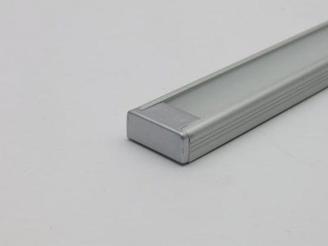 Profilo led 10 mm con terminale