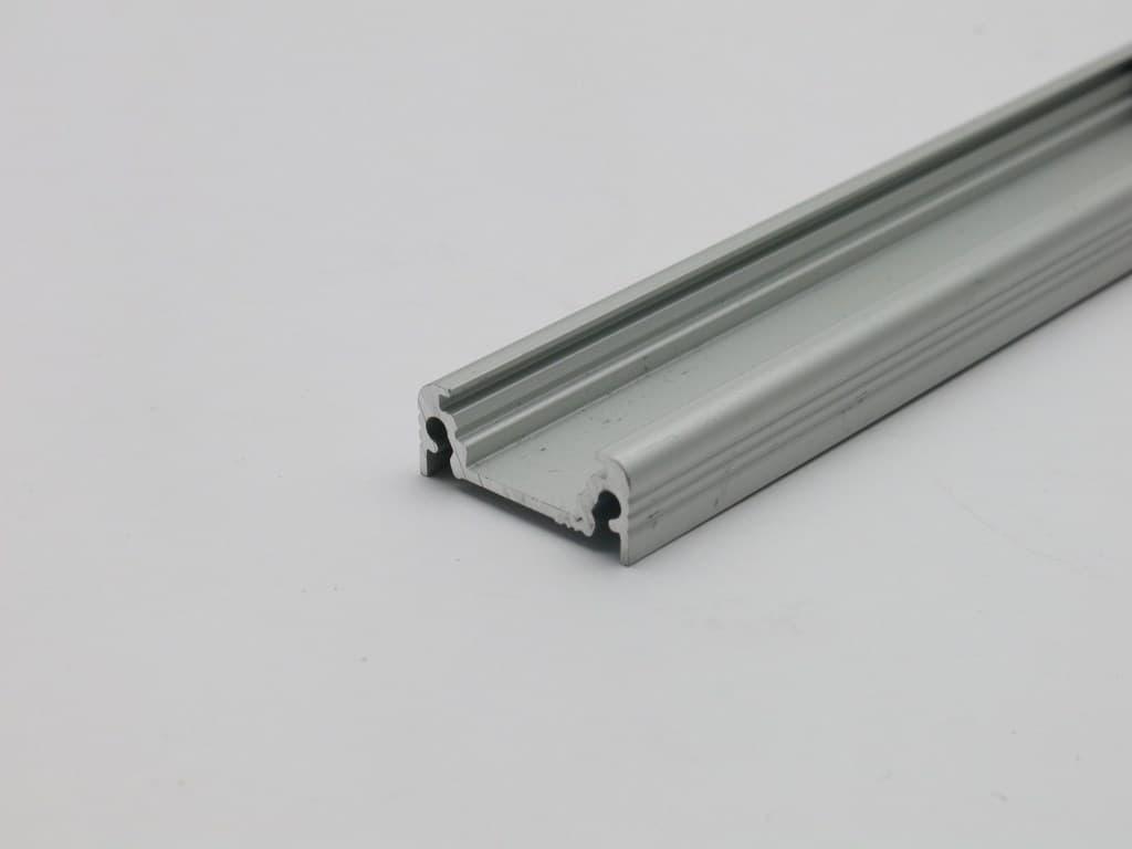 Profilo per strisce led 10 mm vendita illuminazione for Led vendita
