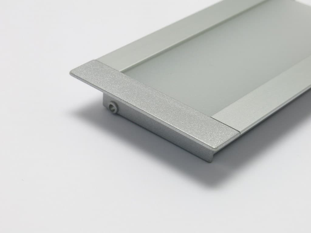 Profilo led per cartongesso da incasso flat vendita illuminazione