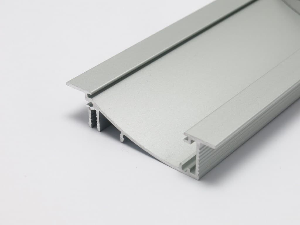 Profilo led per cartongesso da incasso flat vendita for Profilo alluminio led leroy merlin