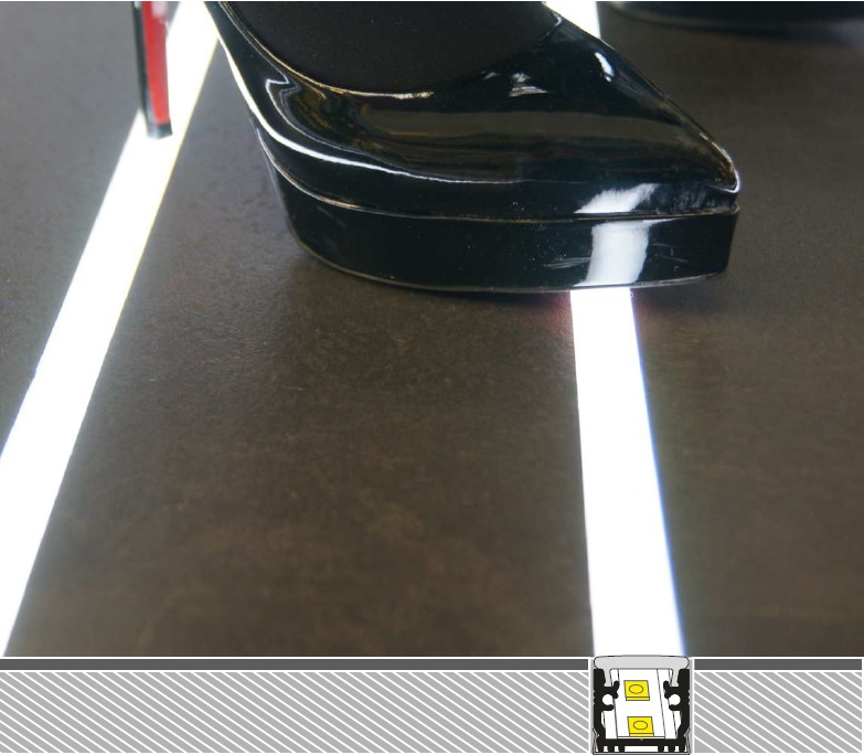 Cool barra led floor with come illuminare lo specchio del bagno - Barra led bagno ...