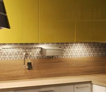illuminazione led per la casa in cucina