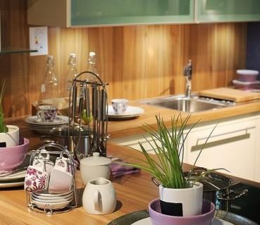 illuminazione cucina led