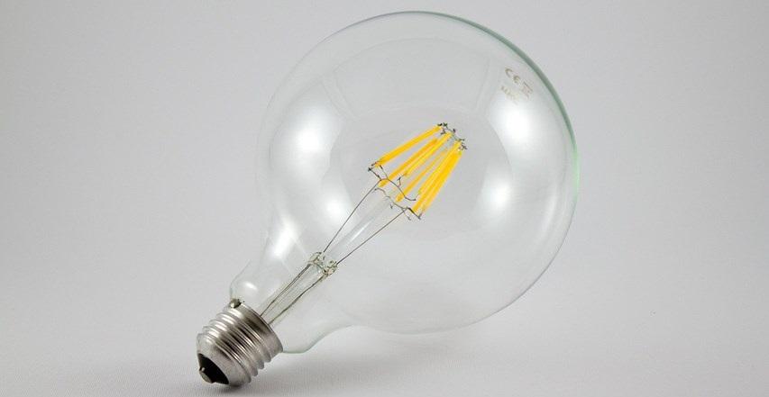 attacco lampadine led
