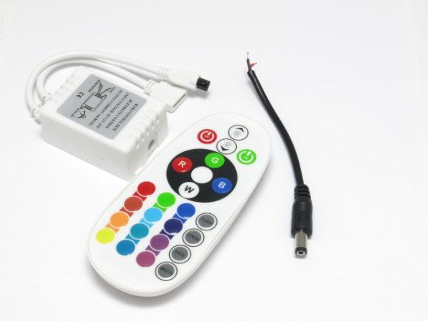controller per strisce led rgb con telecomando
