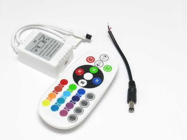 Controller per strisce led rgb con telecomando v tac vt