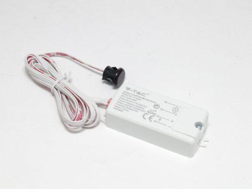 sensore di movimento attivazione manuale