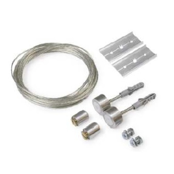 kit sospensione per barre led