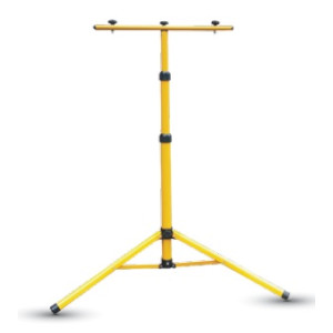 treppiedi fari led giallo