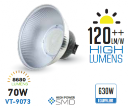 lampada industriale led 70w