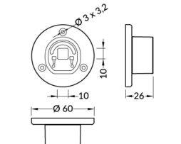 clip oval