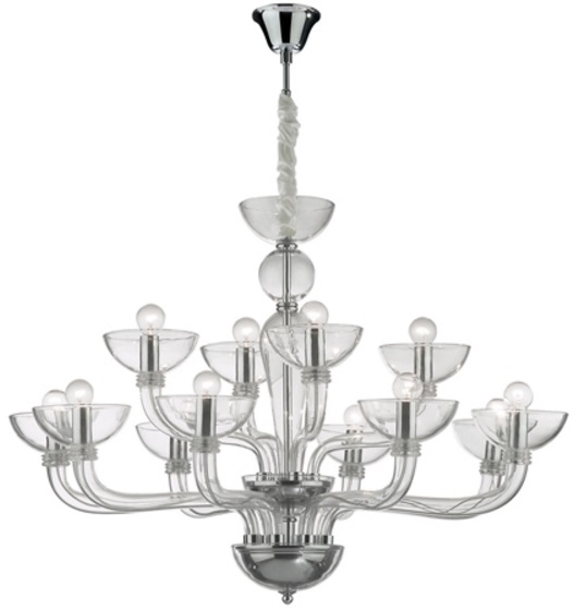 lampadario chandelier