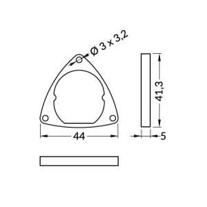 piastrine oval