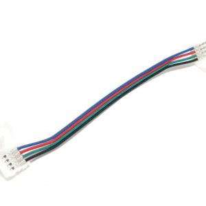 connettore strisce led rgb 5050
