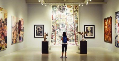 illuminazione musei