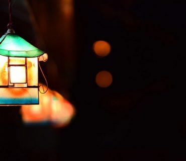 illuminazione casa buia