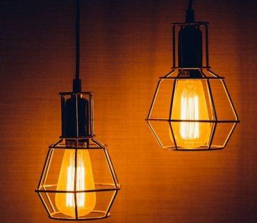 illuminazione vintage