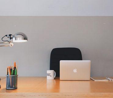 illuminazione scrivania
