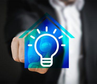 Illuminazione tecnologica per le case Smart