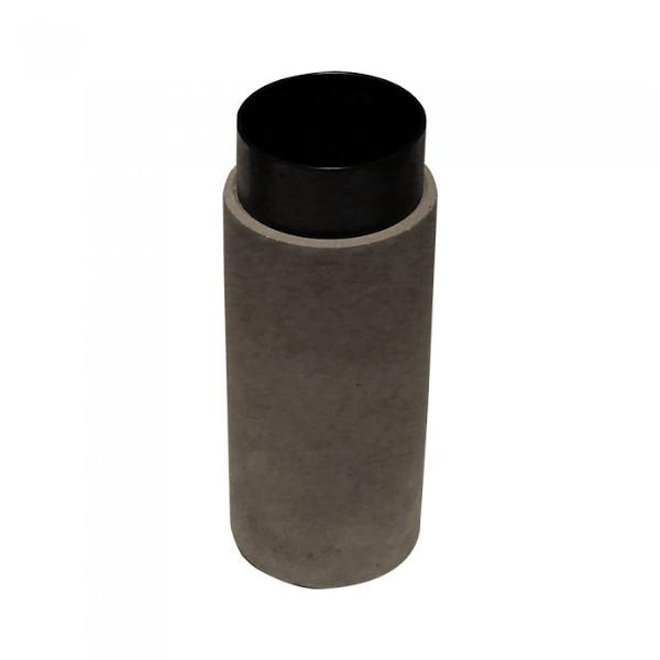 VT-865-led-plafoniera-grigio-nero