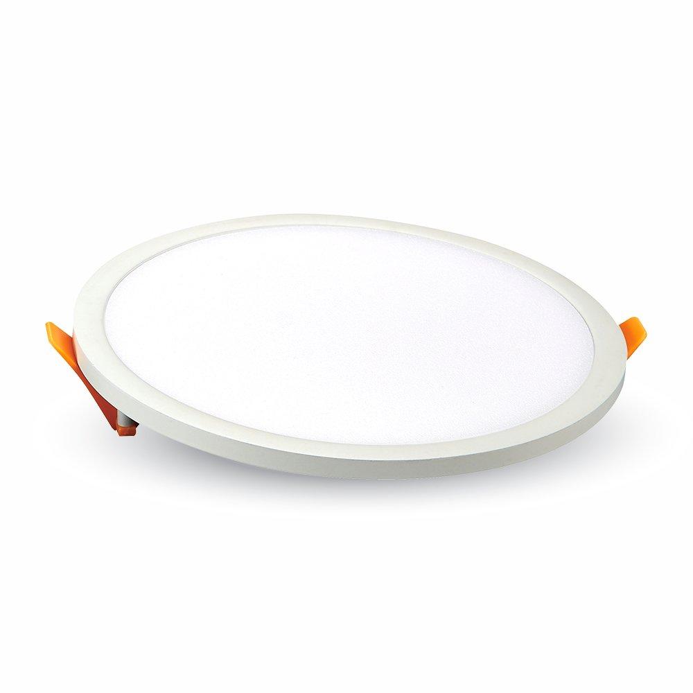 Pannello LED rotondo VT-1515RD