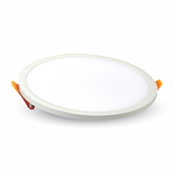 Pannello LED rotondo VT-2222RD
