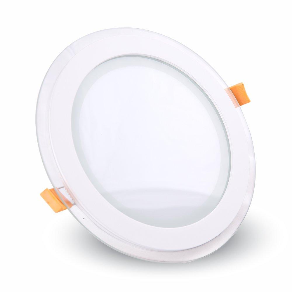 Pannello LED rotondo VT-602GRD
