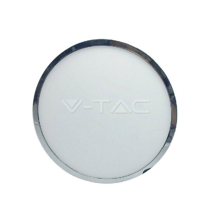 Pannello LED rotondo VT-605CH
