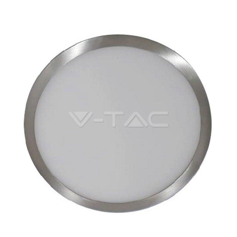 Pannello LED rotondo VT-605SN
