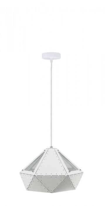 VT-7310-W Lampadario LED a Prisma in Metallo con Portalampada E27