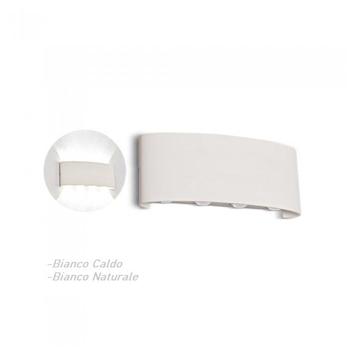 VT-848 Applique LED da Muro 8W bianco
