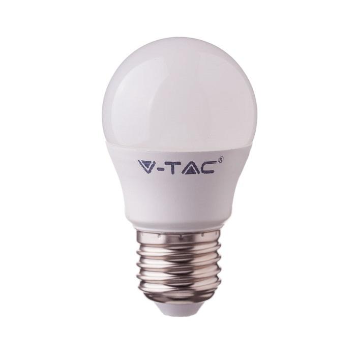 dettaglio lampadina smart comandabile da APP VT-5124