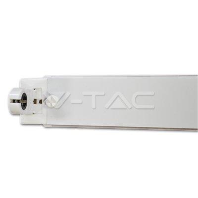 Plafoniera VT-16010 per tubi LED T8 lunghezza 60cm