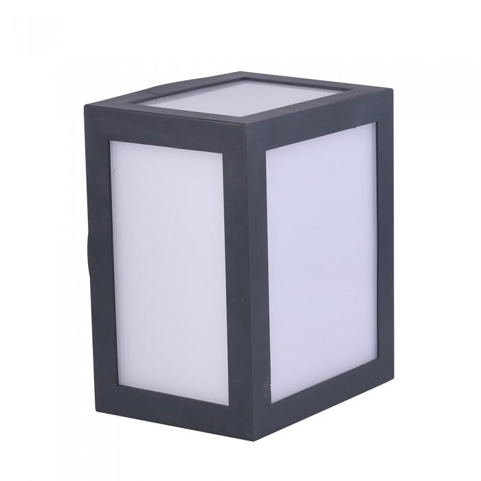V-TAC VT-822 Lampada LED da Muro a Lanterna grigio