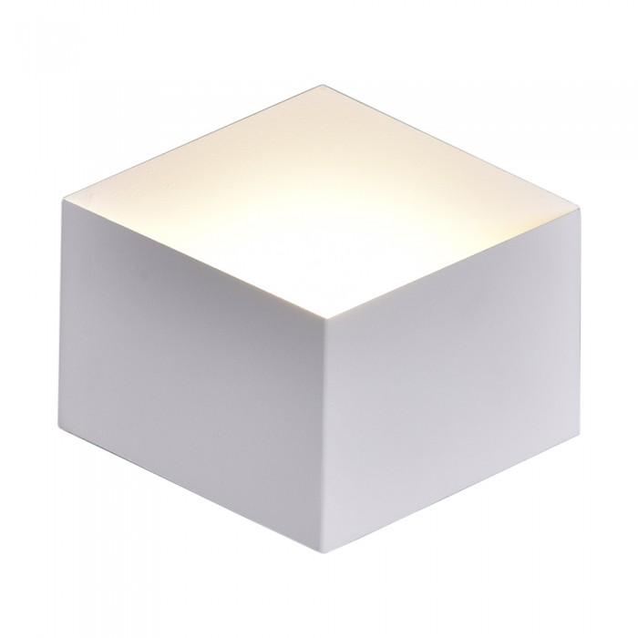 VT-803 Lampada LED da Muro Squadrata 3W Colore Bianco