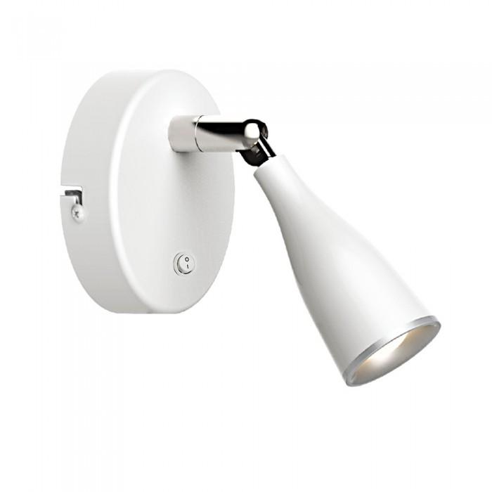 VT-805 Lampada LED da Muro 4,5W Colore Bianco con Interruttore