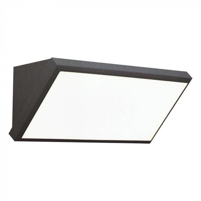 VT-8054 Lampada LED da Muro Angolare 12W Colore Grigio