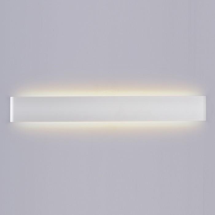 VT-821 Lampada LED Da Muro Rettangolare 20W con Doppio Fascio bianco