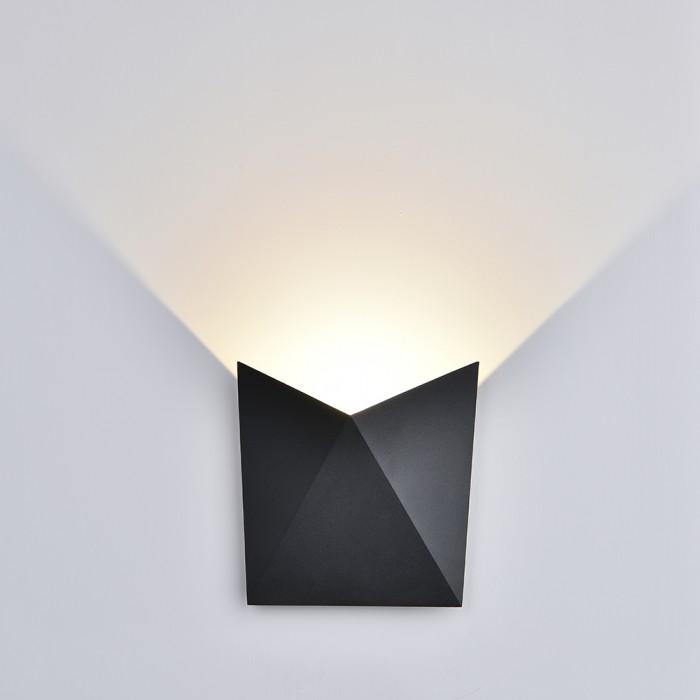 VT-825 Lampada LED da Muro a Tasca 5W Colore grigio