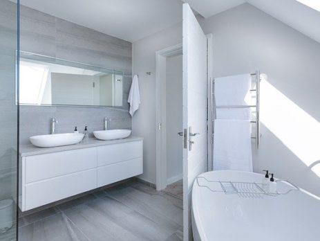 illuminazione dello specchio del bagno